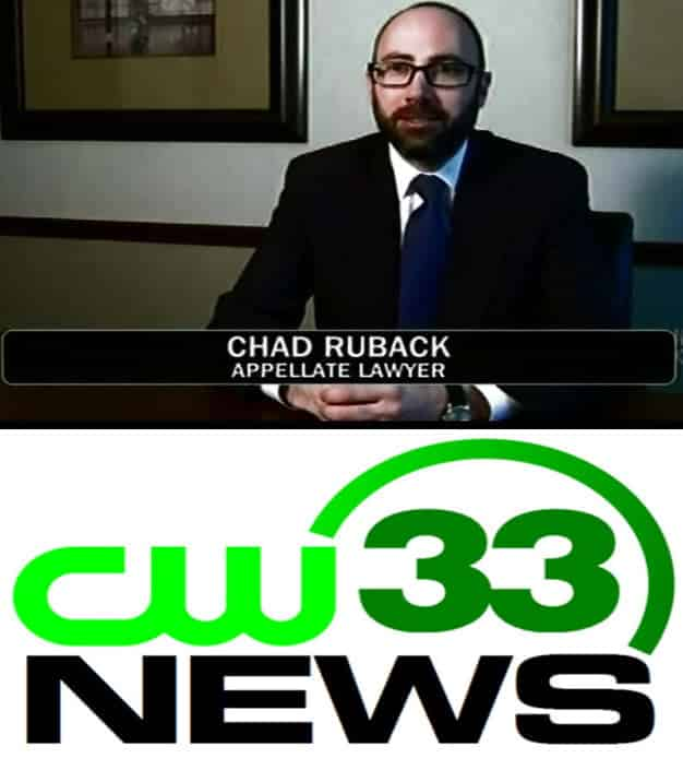 Interview on KDAF CW Channel 33